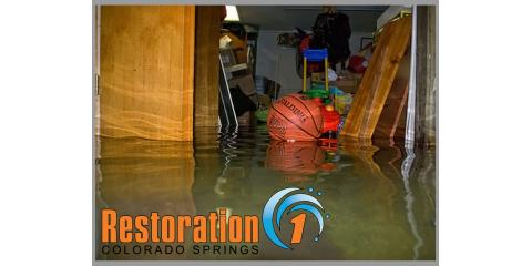 Is Your Basement at Risk of Groundwater Flooding?, Colorado Springs, Colorado