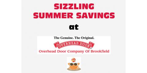 Sizzling Summer Savings!, ,