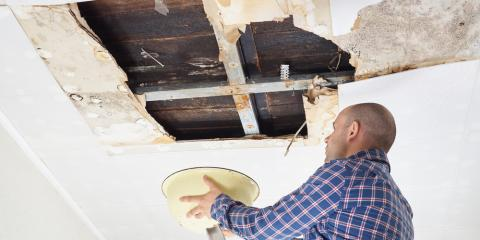 3 Signs Your Commercial Building Has leaking Roof, Poughkeepsie, New York