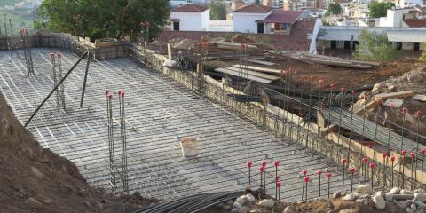 What Is a Poured Concrete Basement?, Copley, Ohio