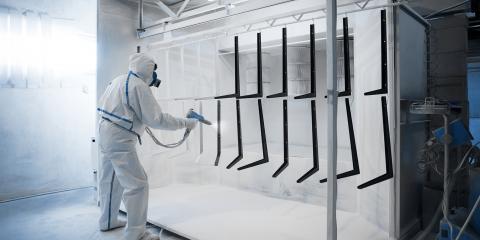 3 Applications of Powder Coating, O'Fallon, Missouri