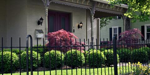 3 Advantages of Powder Coating Wrought Iron Fences, O'Fallon, Missouri
