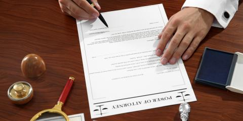 3 Common Misconceptions About Power of Attorney Documents, Union, Ohio