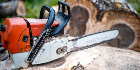 Power Tools: The Pros & Cons of Gas, Electric, & Battery-Powered Chainsaws, Pell City, Alabama