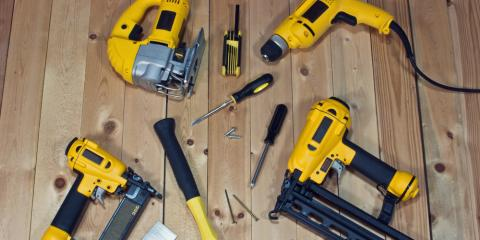 3 Great Power Tools to Rent, St. Peters, Missouri