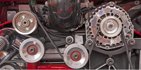 An Introduction to Flat, V-Belt & Synchronous Belt Drives, Hudson, Wisconsin