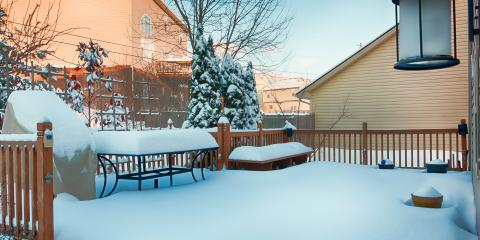 How to Protect Your Deck During Winter, Cincinnati, Ohio