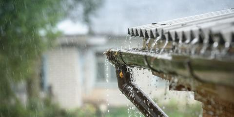 3 Reasons to Get Gutters Cleaned Out, Waterbury, Connecticut