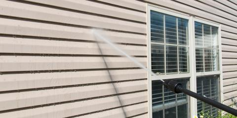 Power Washing Company Shares 3 Items You Should Never Power Wash, Milford city, Connecticut