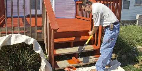 3 Signs Your Deck Needs Repairs, New London, Connecticut