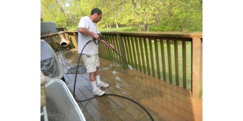 The Best Time for Power Washing Your Home From Killingworth's Favorite Painting Contractor, Killingworth, Connecticut
