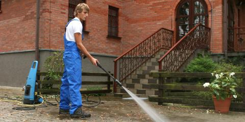 4 Reasons to Have Your Home Power Washed , New London, Connecticut