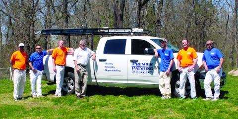 Premier Painting, Painting Contractors, Services, Troy, Missouri