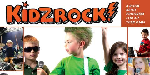 KidzRock at DEA Music & Art School! $100/month limited time*, New York, New York