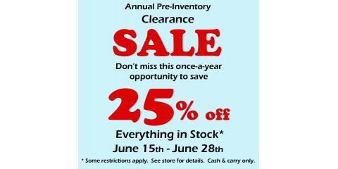 Pre-Inventory SALE 6/15 - 6/28!, Honolulu, Hawaii