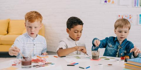 Why Is Attending a Pre-Kindergarten Program So Important?, Greensboro, North Carolina