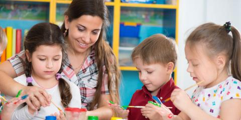 Why You Should Send Your Child to Preschool Instead of Home Care, Riverdale, Georgia