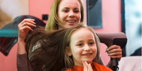 A Guide to a Successful First Kids' Haircut, San Antonio, Texas