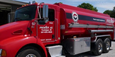 Premier Energy introduces CountryMark's Premium Dieselex-4 diesel fuel, Columbus, Indiana