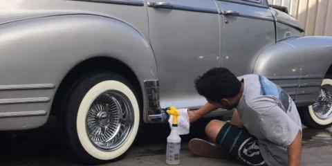 How Often Do You Need a Car Wash?, Honolulu, Hawaii