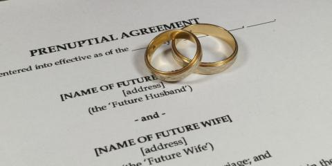 Prenuptial Vs. Postnuptial Agreements: A Lawyer Explains the Differences, Granville, Ohio