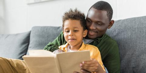 The Importance of Reading to Your Child, Fremont, California