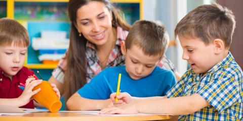 Understanding Your Preschool-Age Child's Hand & Finger Skills, Columbia, Illinois