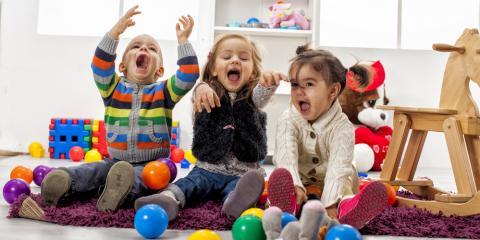 4 Preschool Activities That Build Motor Skills, Riverdale, Georgia