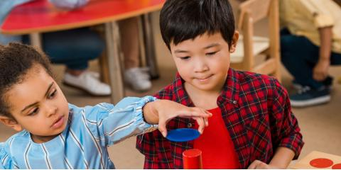 How Preschool Boosts Children's Socialization Skills, Lincoln, Nebraska