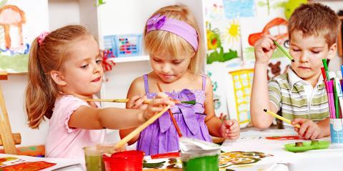 4 Ways Children Benefit From Arts & Crafts, Plainville, Connecticut