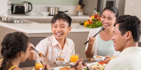 3 Tips to Make Dinnertime Educational for Preschoolers, Koolaupoko, Hawaii