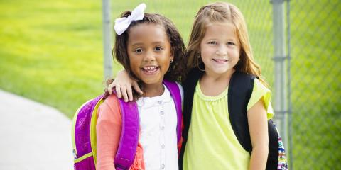 7 Items to Pack for Your Child's First Day of Preschool, Creve Coeur, Missouri