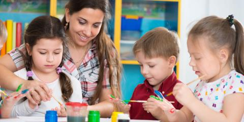 3 Ways a Preschool Will Prepare Your Child for Kindergarten, Southbury, Connecticut