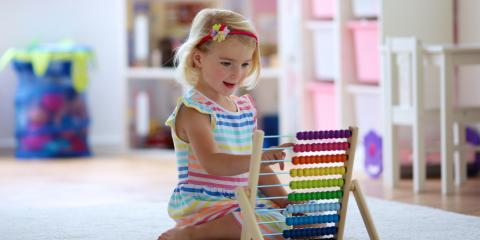 5 Ways to Develop Your Toddler's Math Skills, Creve Coeur, Missouri