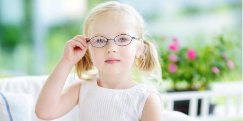 5 Red Flags Your Child Might Need Prescription Glasses, Sycamore, Ohio