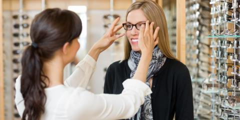5 Fashionable Trends for Prescription Glasses, Waynesboro, Virginia