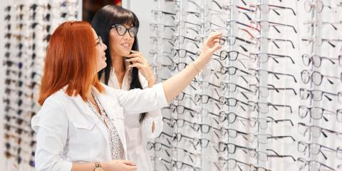 3 Tips for Choosing the Right Prescription Glasses, Whitefish, Montana