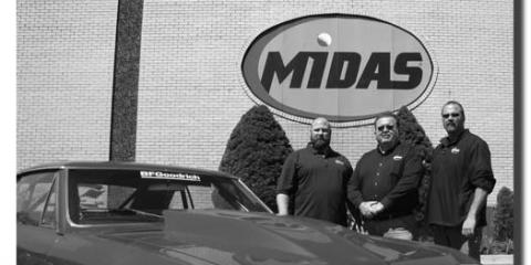 4 Signs You Need Brake Replacement Services From Midas of Bratcher Enterprises, Oswego, Illinois