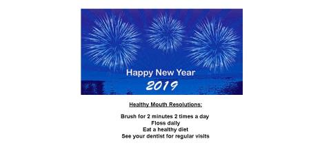 Healthy New Year's Resolutions, Rochester, New York