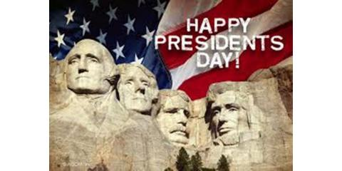 HAPPY PRESIDENTS DAY SALE!, Nekoosa, Wisconsin
