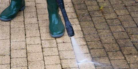 3 Surfaces That Are Safe for Pressure Washing, Charlotte, North Carolina