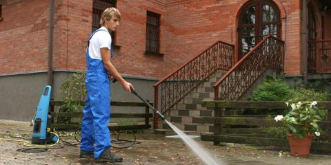 3 Times You Should Pressure Wash Your Home, South Hill, Washington