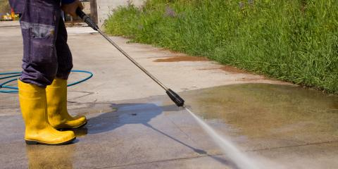 3 Reasons to Hire an Eco-Friendly Pressure Washing Team, South Hill, Washington