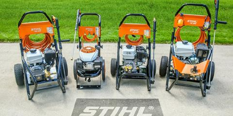 Stihl Power Washers that Leave an Impression, Englewood, Ohio