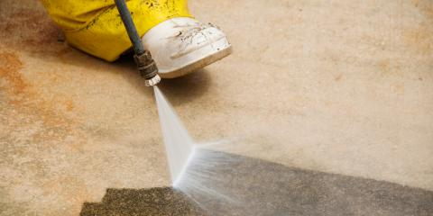 Pressure Washing Experts Offer 3 Tips to Maintain Your Concrete Driveway, Milford city, Connecticut