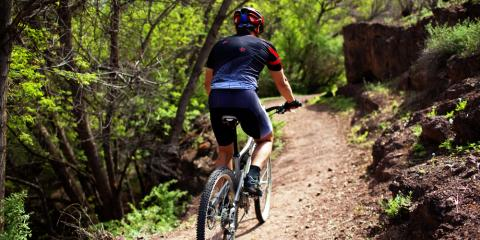 3 Qualities of a Great Mountain Biking Trail, Prestonsburg, Kentucky