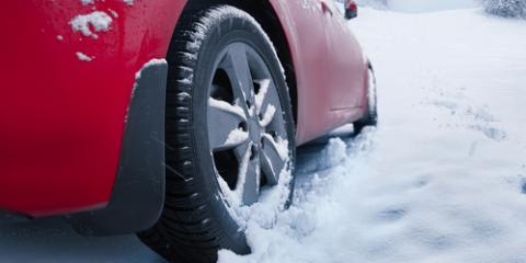 How Cold Weather Can Cause Noisy Brakes, Winona, Minnesota