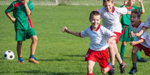 Can My Child Play Sports With Asthma?, Mill City, Oregon