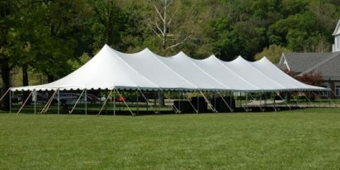 3 Important Tips for Event Rentals Explained by Prime Time Party Rental, West Carrollton, Ohio
