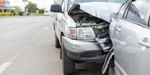 Steps You Should Take Following an Auto Crash, Princeton, West Virginia